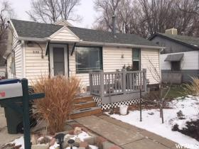 Home for sale at 230 E 7th St, Ogden, UT 84404. Listed at 119900 with 1 bedrooms, 1 bathrooms and 976 total square feet
