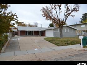 Home for sale at 2120 W 5850 South, Roy, UT 84067. Listed at 225000 with 4 bedrooms, 2 bathrooms and 1,840 total square feet