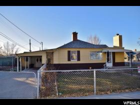 Home for sale at 216 Wilkins, East Carbon, UT 84520. Listed at 48000 with 3 bedrooms, 1 bathrooms and 918 total square feet