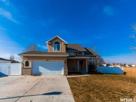 Home for sale at 484 S 1330 West, Lehi, UT 84043. Listed at 340000 with 5 bedrooms, 4 bathrooms and 2,606 total square feet