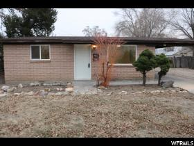 Home for sale at 6163 S Rainy Ln, Salt Lake City, UT  84107. Listed at 220000 with 2 bedrooms, 1 bathrooms and 750 total square feet