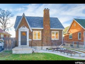 Home for sale at 1592 S 1300 East, Salt Lake City, UT 84105. Listed at 425000 with 4 bedrooms, 2 bathrooms and 1,920 total square feet