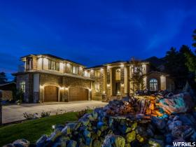 Home for sale at 3595 E Jupiter Rd, Holladay, UT  84124. Listed at 1200000 with 8 bedrooms, 7 bathrooms and 8,333 total square feet