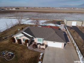 Home for sale at 5002 W 3000 South, Taylor, UT 84401. Listed at 459900 with 4 bedrooms, 3 bathrooms and 2,250 total square feet