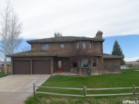 Home for sale at 933 E 2000 North, Vernal, UT 84078. Listed at 269900 with 3 bedrooms, 3 bathrooms and 3,032 total square feet