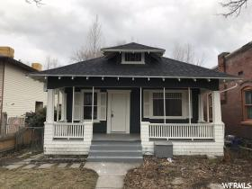 Home for sale at 916 S Denver, Salt Lake City, UT  84111. Listed at 319900 with 3 bedrooms, 2 bathrooms and 1,432 total square feet