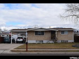 Home for sale at 4451 S 1300 West, Taylorsville, UT 84123. Listed at 249900 with 4 bedrooms, 2 bathrooms and 1,728 total square feet