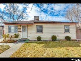 Home for sale at 5696 S 4015 West, Taylorsville, UT 84129. Listed at 209900 with 3 bedrooms, 1 bathrooms and 1,009 total square feet