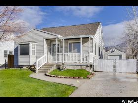 Home for sale at 2665 S 1700 East, Salt Lake City, UT  84106. Listed at 385000 with 3 bedrooms, 2 bathrooms and 2,240 total square feet