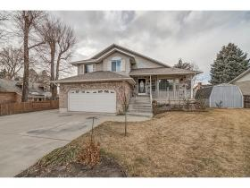 Home for sale at 1874 S Main St, Orem, UT 84058. Listed at 329900 with 4 bedrooms, 4 bathrooms and 2,576 total square feet
