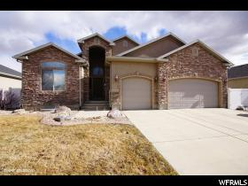 Home for sale at 12437 S Black Foot St, Riverton, UT 84096. Listed at 445900 with 4 bedrooms, 2 bathrooms and 4,038 total square feet
