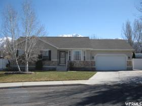 Home for sale at 457 S 1240 East, Payson, UT  84651. Listed at 319000 with 5 bedrooms, 3 bathrooms and 2,524 total square feet