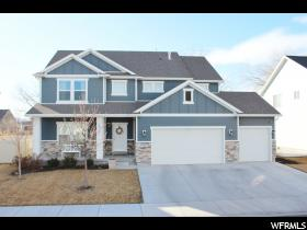 Home for sale at 1852 S 900 East, Lehi, UT  84043. Listed at 505000 with 4 bedrooms, 3 bathrooms and 3,244 total square feet