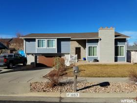 Home for sale at 1057 E Robins Way , Sandy, UT 84094. Listed at 349900 with 4 bedrooms, 2 bathrooms and 2,486 total square feet