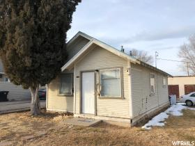 Home for sale at 142 W 100 South, Vernal, UT 84078. Listed at 45000 with 1 bedrooms, 1 bathrooms and 630 total square feet