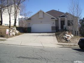 Home for sale at 3186 N 1175 East, Layton, UT  84040. Listed at 315000 with 4 bedrooms, 3 bathrooms and 2,550 total square feet