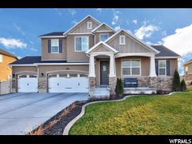 Home for sale at 4133 W Great Neck Dr, South Jordan, UT  84095. Listed at 489900 with 5 bedrooms, 4 bathrooms and 3,616 total square feet