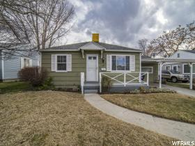 Home for sale at 476 E Truman Ave, South Salt Lake, UT 84115. Listed at 275000 with 2 bedrooms, 1 bathrooms and 1,050 total square feet