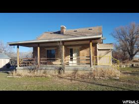 Home for sale at 393 N 200 West, Ephraim, UT 84627. Listed at 145000 with 5 bedrooms, 2 bathrooms and 2,166 total square feet