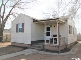 Home for sale at 127 W Lagoon St, Roosevelt, UT  84066. Listed at 90000 with 3 bedrooms, 1 bathrooms and 999 total square feet