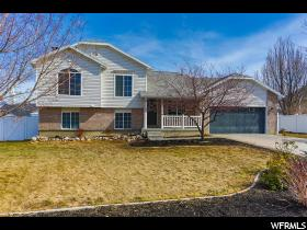 Home for sale at 883 S Poplar Ln, Grantsville, UT 84029. Listed at 299900 with 5 bedrooms, 4 bathrooms and 1,900 total square feet