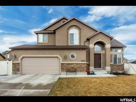 Home for sale at 2241 N 2500 West, Lehi, UT  84043. Listed at 359900 with 5 bedrooms, 3 bathrooms and 2,671 total square feet