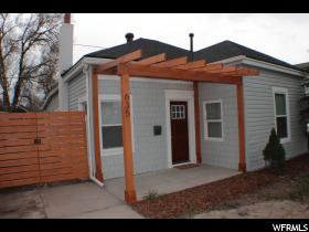 Home for sale at 635 W 400 North, Salt Lake City, UT  84116. Listed at 267000 with 3 bedrooms, 1 bathrooms and 1,086 total square feet