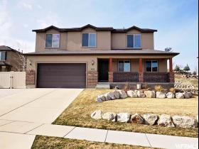 Home for sale at 408 W Indian Summer Dr, Saratoga Springs, UT 84045. Listed at 334900 with 3 bedrooms, 3 bathrooms and 3,070 total square feet
