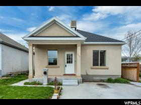 Home for sale at 910 W 600 South, Salt Lake City, UT 84104. Listed at 215000 with 3 bedrooms, 1 bathrooms and 1,014 total square feet