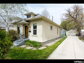 Home for sale at 439 E Redondo Ave, Salt Lake City, UT 84115. Listed at 299000 with 3 bedrooms, 2 bathrooms and 1,376 total square feet