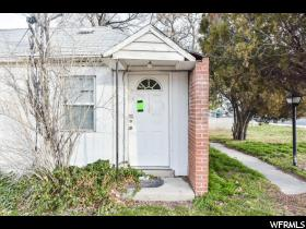 Home for sale at 3320 W 3100 South, Salt Lake City, UT  84119. Listed at 245000 with 2 bedrooms, 1 bathrooms and 1,004 total square feet