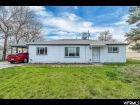 Home for sale at 4575 W 5135 South, Salt Lake City, UT 84118. Listed at 220000 with 3 bedrooms, 2 bathrooms and 1,176 total square feet