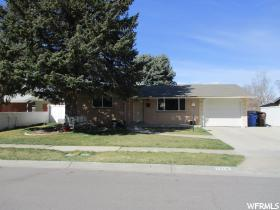 Home for sale at 7378 S Layne Dr, Midvale, UT 84047. Listed at 310000 with 3 bedrooms, 2 bathrooms and 1,884 total square feet