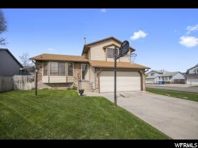 Home for sale at 4784 S Aaron Way, Salt Lake City, UT 84118. Listed at 270000 with 3 bedrooms, 2 bathrooms and 1,924 total square feet