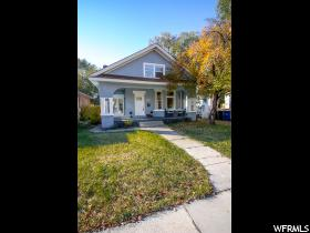 Home for sale at 852 Green St, Salt Lake City, UT 84102. Listed at 459000 with 6 bedrooms, 2 bathrooms and 2,597 total square feet