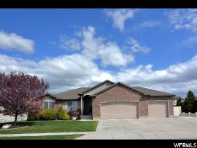 Home for sale at 2434 W 1900 South, Syracuse, UT 84075. Listed at 390000 with 4 bedrooms, 3 bathrooms and 3,107 total square feet