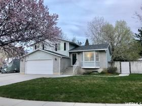 Home for sale at 10805 S Bohm Pl, Sandy, UT 84094. Listed at 345000 with 4 bedrooms, 2 bathrooms and 2,045 total square feet