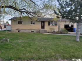 Home for sale at 3289 W 1300 North, West Point, UT 84015. Listed at 245000 with 5 bedrooms, 2 bathrooms and 2,100 total square feet
