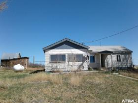 Home for sale at 22676 W 3750 North, Talmage, UT 84073. Listed at 99900 with 3 bedrooms, 1 bathrooms and 965 total square feet