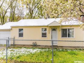 Home for sale at 280 E Rigdon Ave, Salt Lake City, UT 84115. Listed at 169900 with 2 bedrooms, 1 bathrooms and 680 total square feet