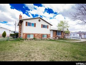 Home for sale at 1170 N 2850 West, Maeser, UT 84078. Listed at 209900 with 4 bedrooms, 2 bathrooms and 1,820 total square feet