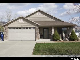 Home for sale at 334 N 440 West, Ogden, UT 84404. Listed at 224900 with 3 bedrooms, 2 bathrooms and 1,280 total square feet