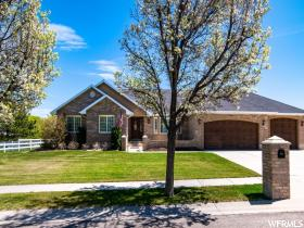 Home for sale at 13955 S White Tail Cv, Bluffdale, UT  84065. Listed at 725000 with 6 bedrooms, 4 bathrooms and 4,752 total square feet