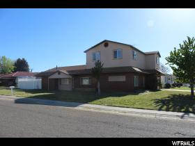 Home for sale at 520 N 450 West, Richfield, UT 84701. Listed at 169900 with 5 bedrooms, 3 bathrooms and 2,714 total square feet