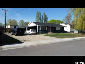 Home for sale at 925 E 300 North, Roosevelt, UT  84066. Listed at 149500 with 3 bedrooms, 1 bathrooms and 1,056 total square feet
