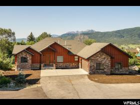 Home for sale at 4985 Fairways Dr, Eden, UT 84310. Listed at 699900 with 6 bedrooms, 4 bathrooms and 5,092 total square feet