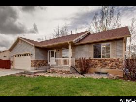 Home for sale at 249 W 360, Kamas, UT  84036. Listed at 445000 with 4 bedrooms, 3 bathrooms and 2,682 total square feet