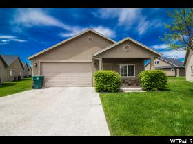 Home for sale at 684 S 465 East, Vernal, UT  84078. Listed at 179900 with 3 bedrooms, 2 bathrooms and 1,805 total square feet