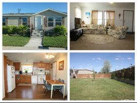 Home for sale at 331 W 2000 South, Vernal, UT  84078. Listed at 139900 with 3 bedrooms, 2 bathrooms and 1,080 total square feet
