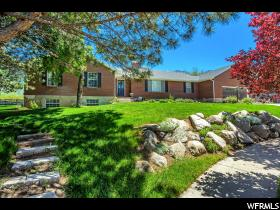 Home for sale at 2343 E Charros Rd, Sandy, UT 84092. Listed at 585400 with 6 bedrooms, 5 bathrooms and 4,280 total square feet